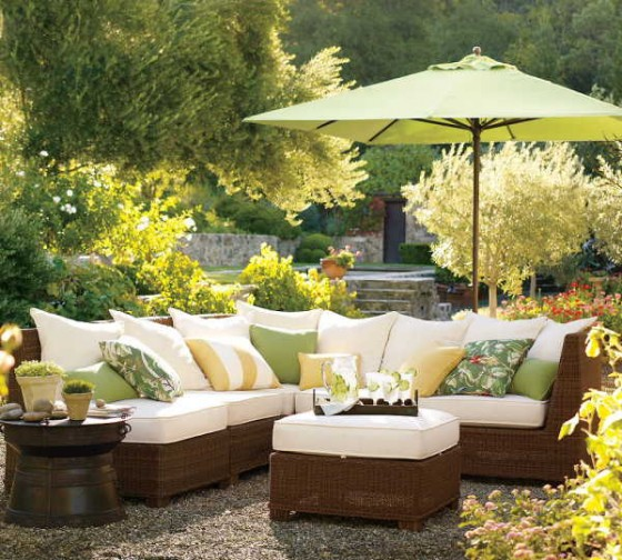 all weather outdoor furniture ideas