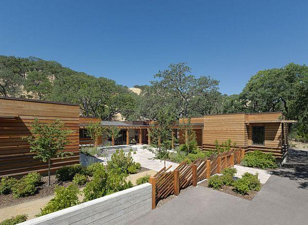 cool and Creative Wooden House Design Ideas by MacCracken Architects