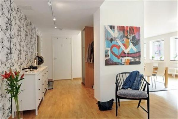 creative Apartment Design Inspiration in Sweden