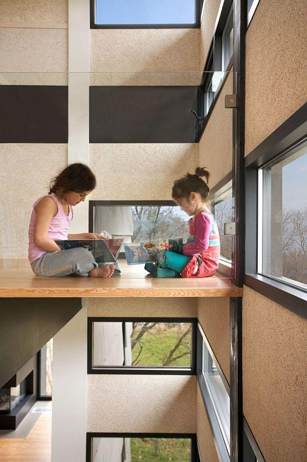 creative Country Home Design with Futuristic concept