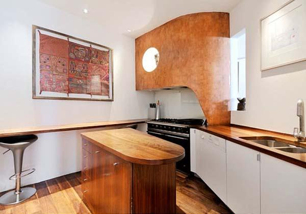 extraordinary kitchen Design with Artistic Interior style
