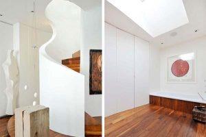 home interior design ideas with artistic wooden flooring Ideas