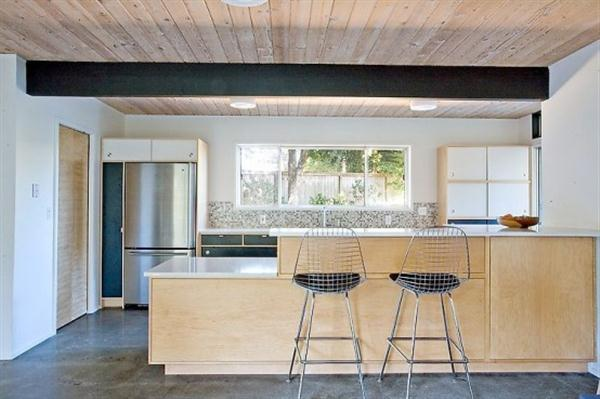 kitchen Design on home that Maximize Natural Lighting