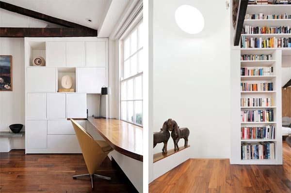 study room Design ideas with Artistic and modern style