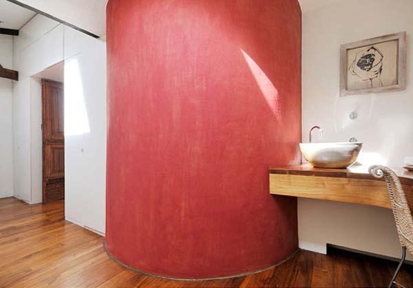 unusual Home Design with Artistic Interior Ideas in London