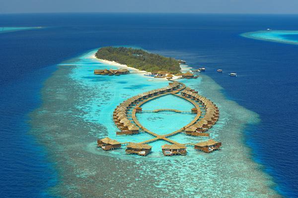 wonderful Resort in Maldives an Luxurious Interior Design Inspiration