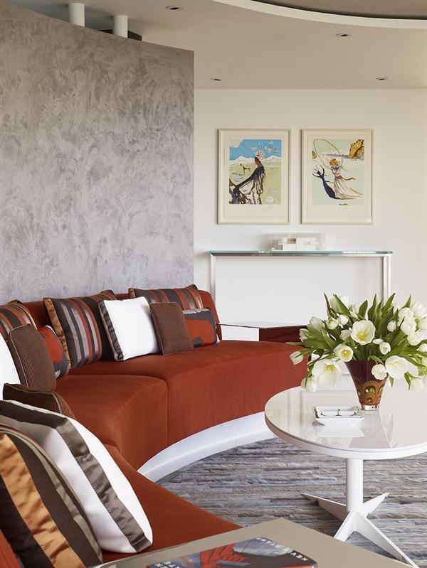 Beautiful and Luxurious Apartment interior Design Inspiration