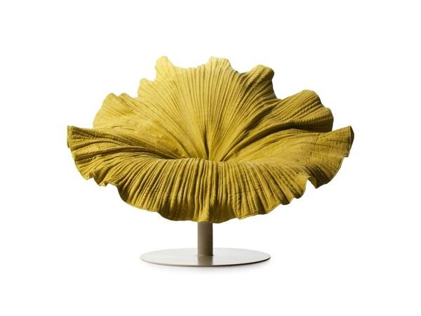 Blossom Flower Chair design inspiration by Kenneth Cobonpuere