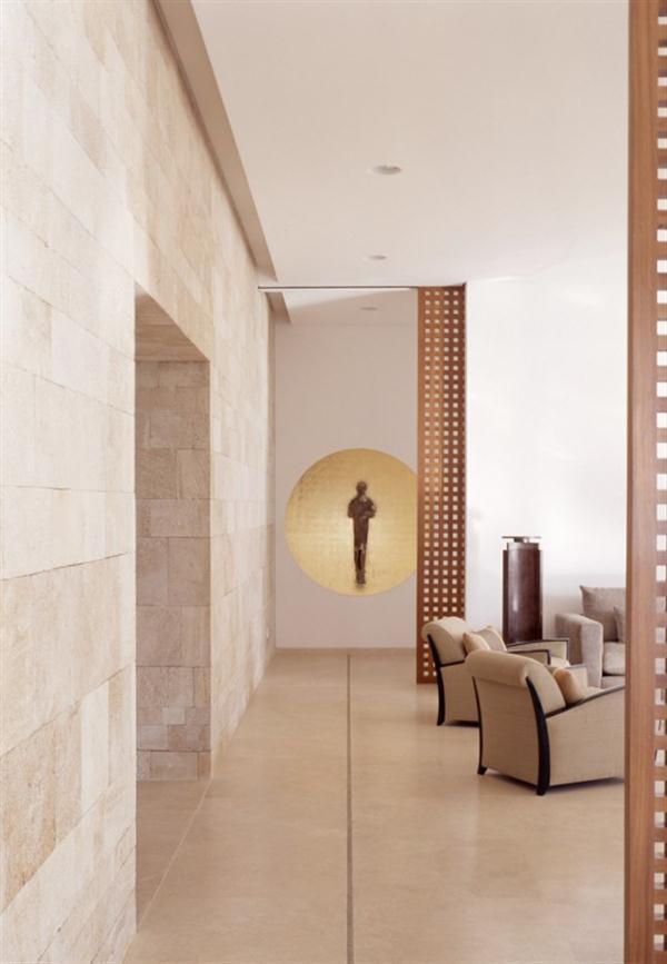 Elegant Home Design with Mediterranean Style interior design