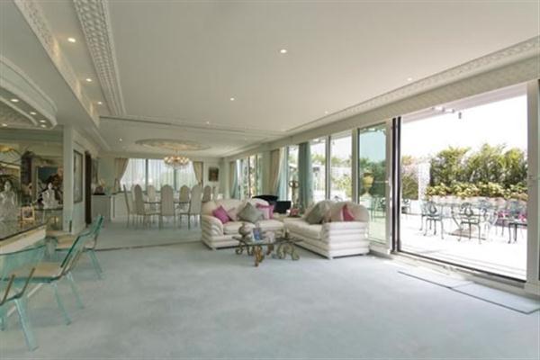 Extraluxurious mainroom Apartment Design ideas in London