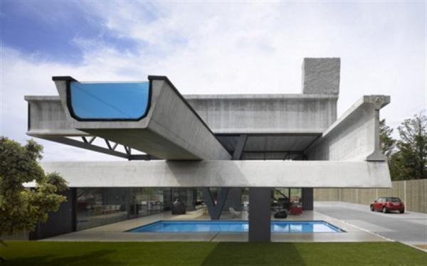 Extraordinary and creative Hemeroscopium House by Ensamble Studio