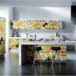 Eye catching and Unique Kitchen Design Ideas by Scavolini
