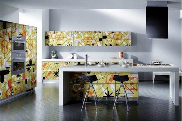 Cute Kitchen Design Ideas by Scavolini