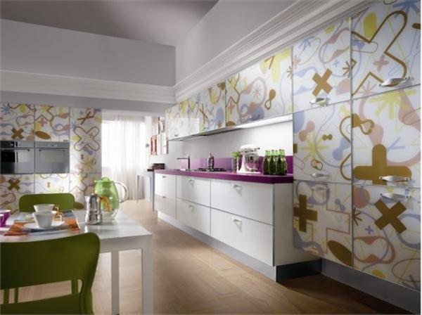 Eye catching and creative Kitchen Design Ideas by Scavolini