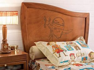 Funny and Attractive Pirates Themes Kids Bedrooms by Caroti
