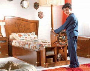 Funny and Attractive Sailor Themes Kids Bedrooms by Caroti