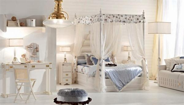 Funny and Attractive Sea Themes Kids Bedrooms by Caroti for girls