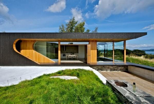 Futuristic Dalene Cabin Home Design inspiration