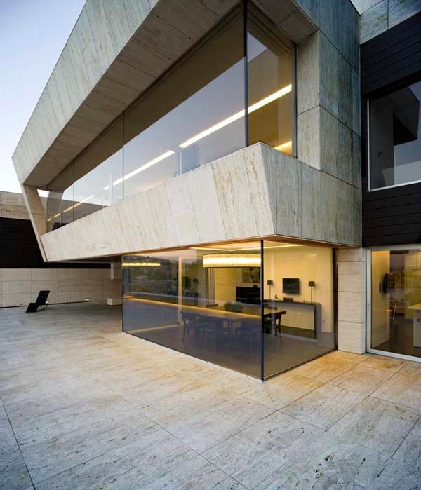 Futuristic Design Inspiration from A ceros Galicia view