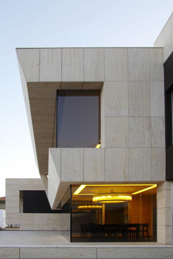 Futuristic Home Design Inspiration from A ceros Galicia indoor lighting
