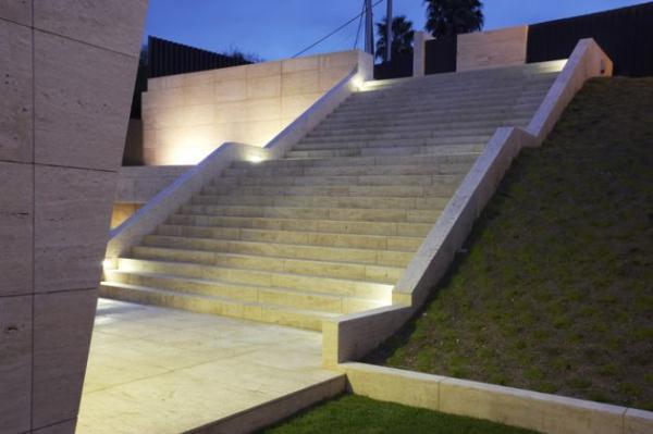 Futuristic Home Design Inspiration from A ceros Galicia stairs