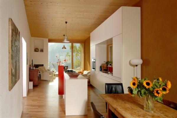 Futuristic Wooden Home interior Design Ideas