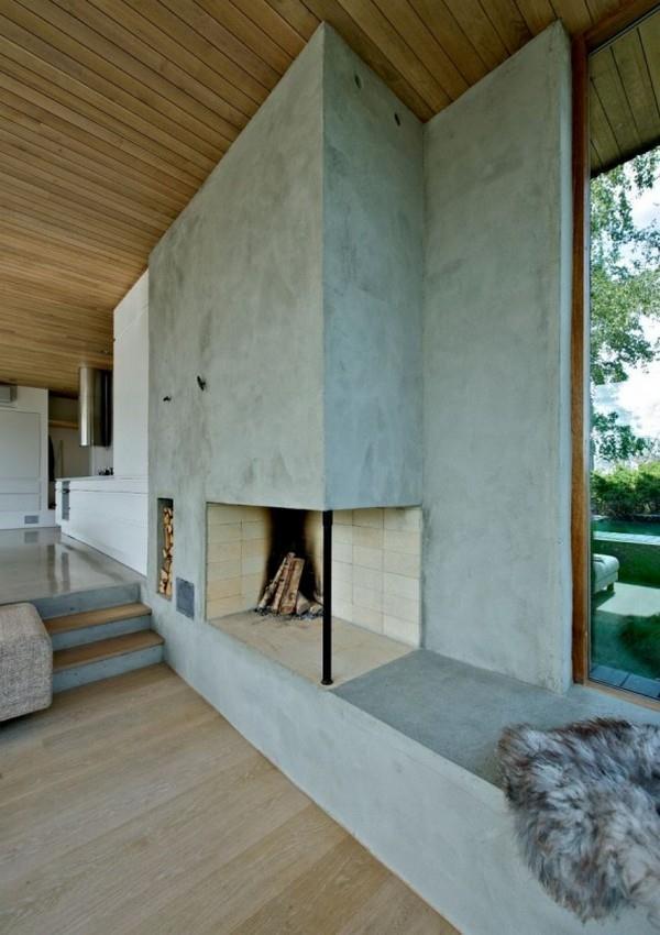 Futuristic and Unique Dalene Cabin by Tommie Wilhelmsen
