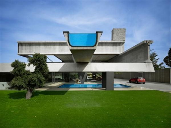 Hemeroscopium House from Ensamble Studio a contemporary home design ideas