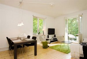 Simply Sweden Apartment interior Design