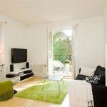 Sweden Apartment Design with natural light