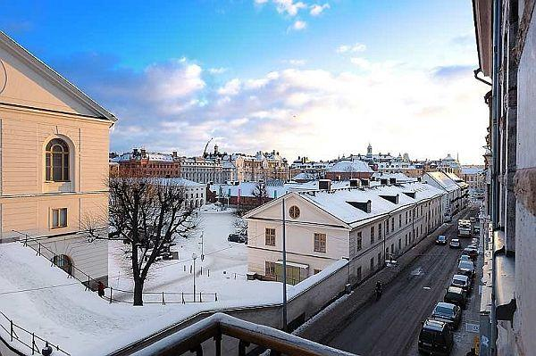 amazing terrace view from Elegance and beautiful Apartment Design