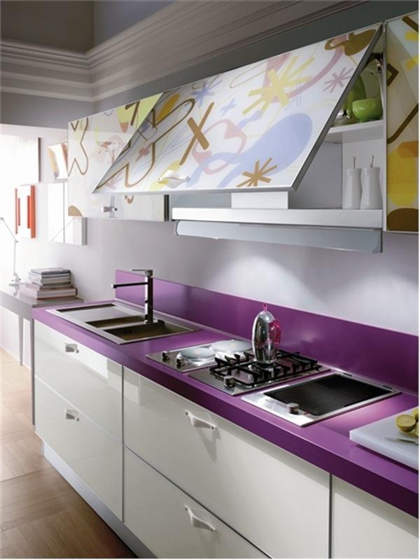 beautiful and Cute Kitchen Design Ideas by Scavolini
