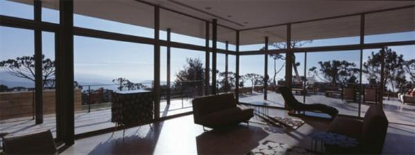 big glass apliance at Home Design with Mediterranean Style