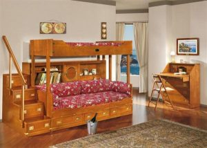 classical Sea Themes Kids Bedrooms by Caroti