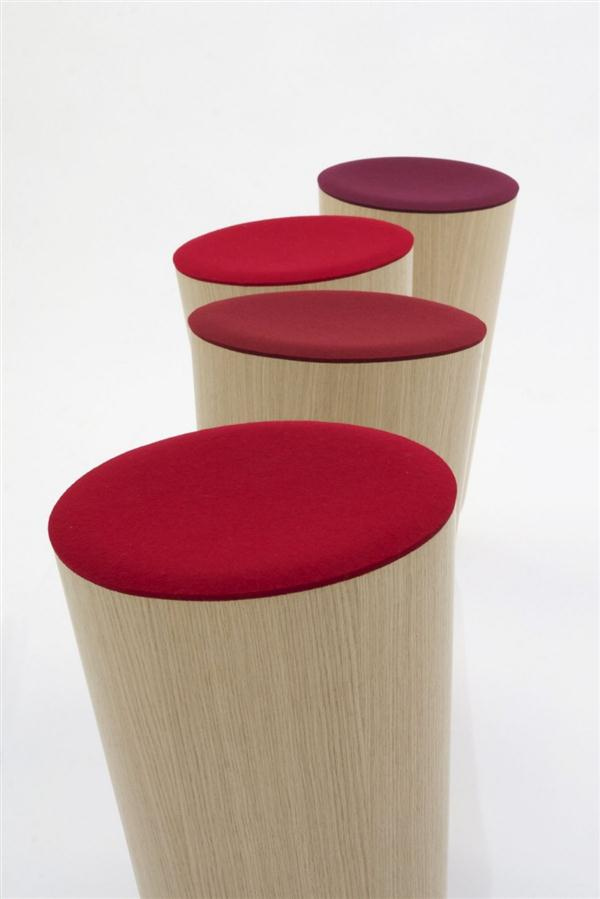 colorful and unique chair ideas from Thorsten Franck