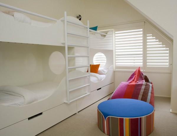 cool kidsroom Design on home with Stylish Concept in Australia