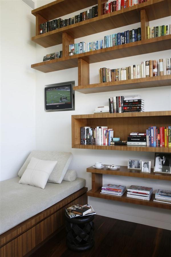 cozy reading corner Design inspiration