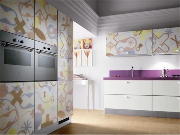 creative Kitchen Design Ideas by Scavolini