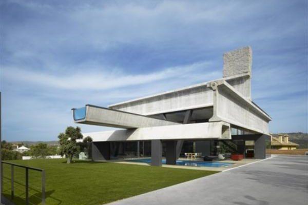 Hemeroscopium House from Ensamble Studio