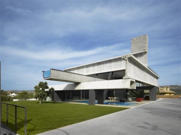 delightful Dream Home design a Hemeroscopium House from Ensamble Studio