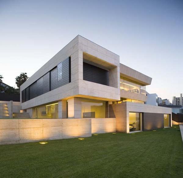 elegant Home Design Inspiration from A ceros Galicia