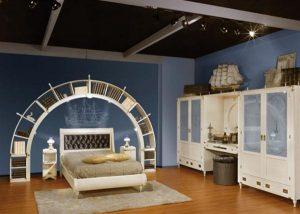 elegant Sea Themes Kids Bedrooms by Caroti