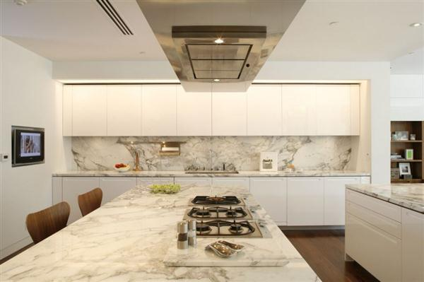 luxurious kitchen Design inspiration by Belzberg Architects