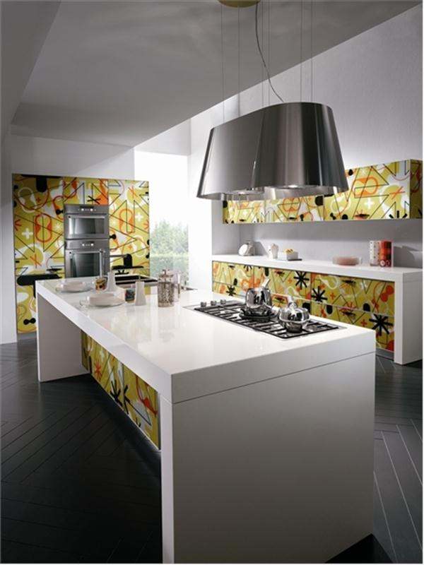 modern and Cute Kitchen Design Ideas by Scavolini